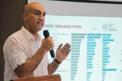 Salud Pública reporta que 78 % de casos de dengue se centra en Asunción y Central