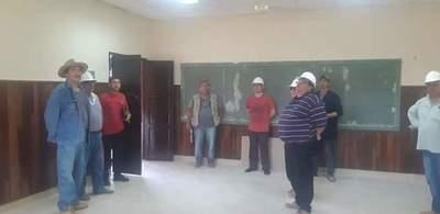 Inversión del FONACIDE beneficias a las escuelas del Alto Paraguay
