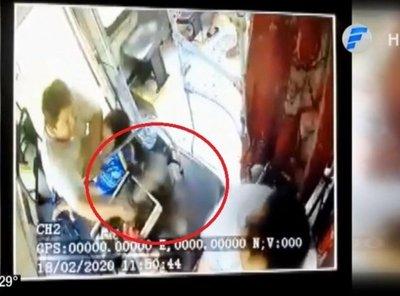 Chófer fue macheteado por conductor de MOTOCARRO