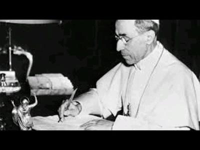 Papa abre archivo de Pío XII, el pontífice acusado de haber callado ante atrocidad nazi