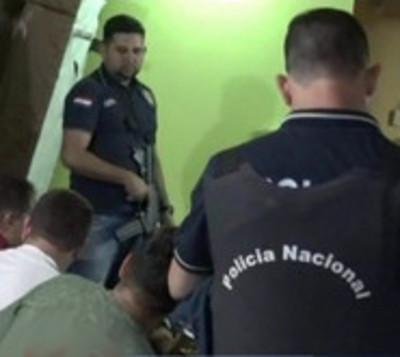 Presuntos peligrosos asaltantes son detenidos en Ñemby