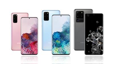 Samsung presentó el nuevo Galaxy S20, el smartphone que cambia la forma de experimentar el mundo