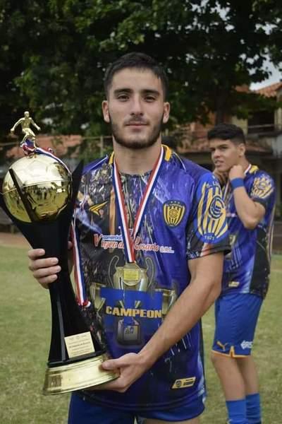 Altoparanaense es bicampeón con Luqueño en Reserva