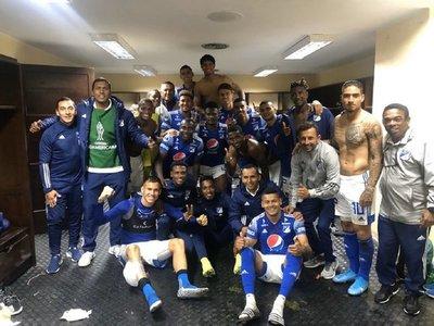 Millonarios avanza en la Sudamericana pese a la victoria de Always Ready