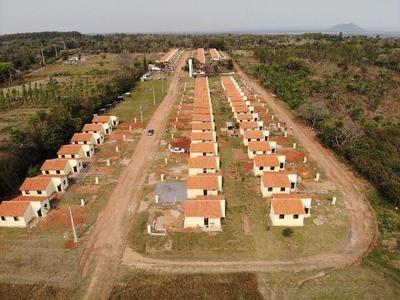 MUVH recibe ofertas económicas para construcción del barrio social en Mariano R. Alonso