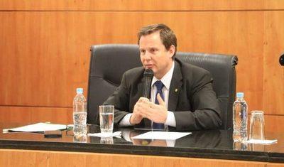 Martínez Simón, nuevo presidente de la Corte