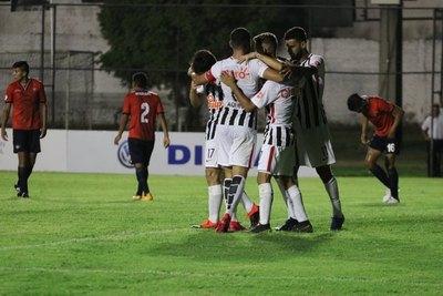 Libertad y una paliza histórica por Copa Libertadores Sub 20