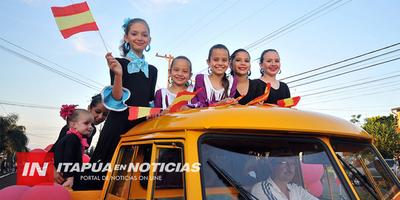 HOHENAU: HOY ARRANCA LA FIESTA NACIONAL DE LAS COLECTIVIDADES