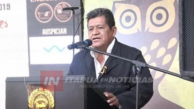ESCRITOR MBYA Y UN SENSIBLE PEDIDO AL ESTADO PARAGUAYO EN LA LIBROFERIA 2019
