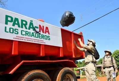 """""""PARÁ-NA LOS CRIADEROS"""": Amplían apoyo financiero para que prosiga campaña"""