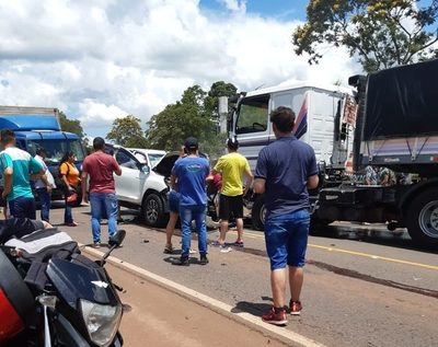 Ruta en construcción se anota un nuevo accidente