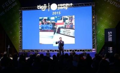 HOY / Día 2 del Tigo Campus Party, una jornada cargada de experiencias y aprendizaje digital