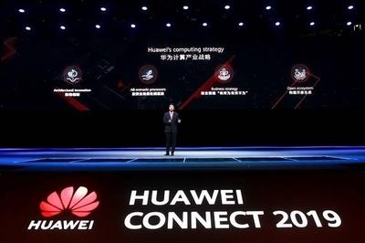 HOY / Huawei anuncia estrategia de computación y libera Atlas 900