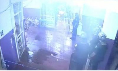 Así fue la fuga de los 75 reos: Fiscalía da a conocer video