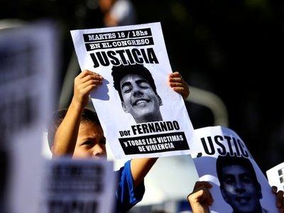 Caso Fernando Báez: Investigarán al undécimo sospechoso