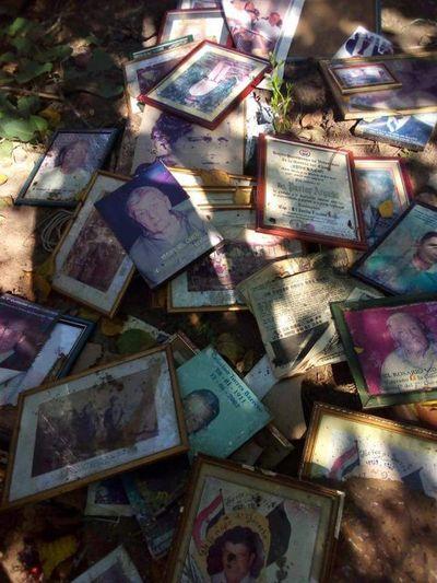 De las trincheras al basurero: así tratan memoria de héroes del Chaco en Limpio