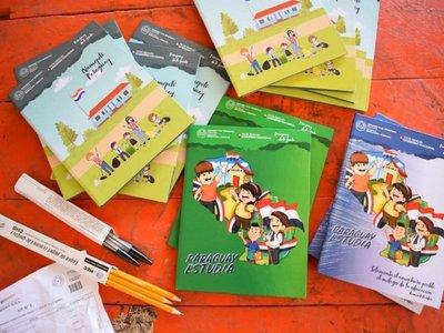 Kits escolares llegaron incompletos en Villarrica