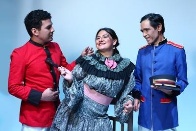 """Con """"La noche antes"""" inicia la temporada en Arlequín Teatro"""