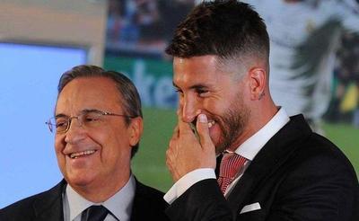 La millonaria suma que tendría que pagar Florentino Pérez si quisiera echar a Sergio Ramos del Real Madrid