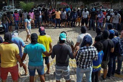 Más de 50 asesinatos en dos días en estado brasileño bajo motín policial