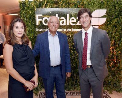 Con inversores, Fortaleza inaugura nuevo edificio