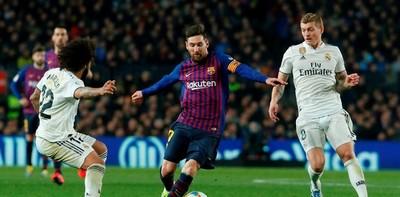Se juega el Super Clásico de España