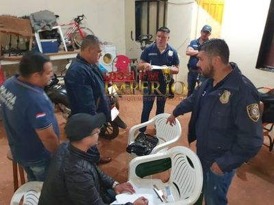 Operativo Alba: 10 detenidos, armas, municiones  y vehículos incautados