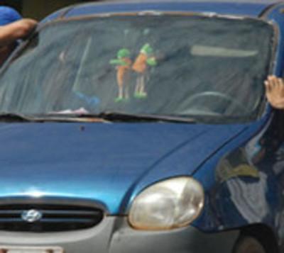 Sacarán a cuidacoches y limpiavidrios de las calles de Asunción