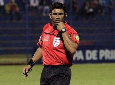 Marcos Galeano por José Méndez