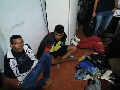 Operativos en Pedro Juan: Detienen a diez sospechosos por crimen de periodista Leo Veras