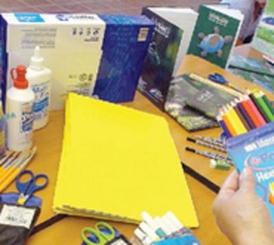 Kits escolares llegan incompletos en Villarrica