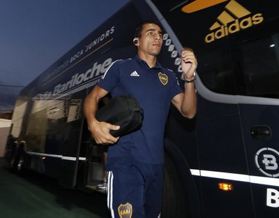 Junior Alonso será titular en Boca para el duelo con Godoy Cruz
