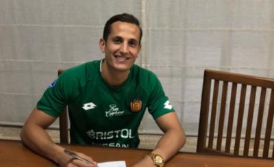 HOY / Luqueño cierra contrato con un sudafricano
