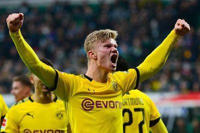 Haaland permite al Dortmund seguir la estela del Bayern
