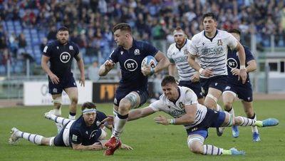 Escocia logra su primera victoria en el Seis Naciones