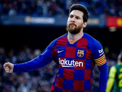 Resumen del partido: Barcelona 5-0 Eibar