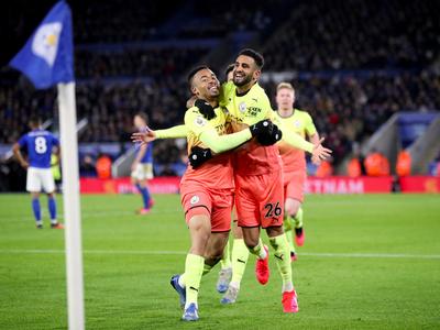 City le gana la pulseada al Leicester en choque de escoltas