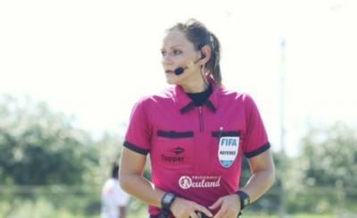 HOY / Arbitraje nacional femenino marca presencia en la Sudamericana