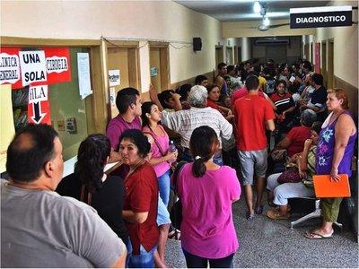 Ministerio recuerda que no se precisa test de dengue para otorgar reposo