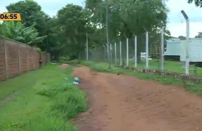 Capiatá: Vecinos denuncian abandono de una calle