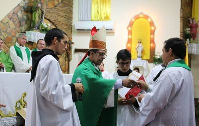 Habilitan Vicaria Episcopal Territorial de Ñeembucú