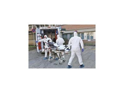 Muerte de europeos por  el coronavirus despierta temor