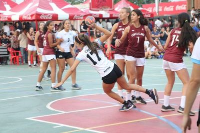 Fiesta deportiva de ASA sigue