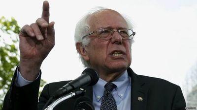 Sanders se impone en las primarias demócratas en Nevada y Trump lo felicitó por las redes sociales