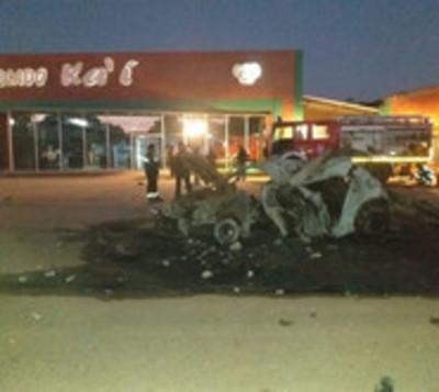 Joven muere en accidente de tránsito en Boquerón