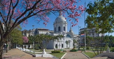HOY / La Senatur y la comuna capitalina trabajaran en conjunto para la revitalización del casco histórico de Asunción