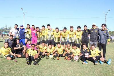 Olimpia y Guaraní, al frente del pelotón de la Sub 14