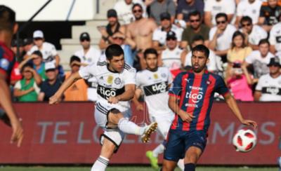 HOY / Olimpia y Cerro empatan y el VAR actúa en el gol azulgrana
