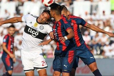 Olimpia quiso más, pero Cerro candadeó el empate