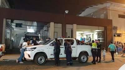 Fiscal interviene en Hospital de Ñemby ante denuncia de muerte por dengue